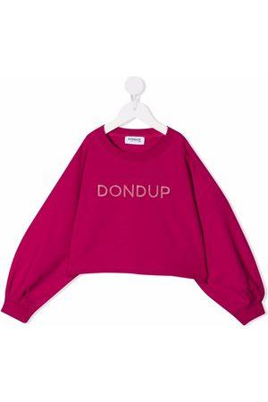 Dondup Embroidered logo jumper