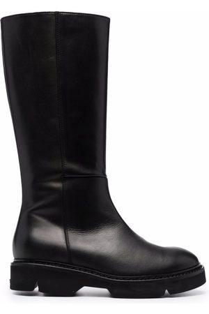 P.a.r.o.s.h. Women Boots - Calf-length boots