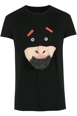 AMIR SLAMA Graphic-print cotton T-Shirt