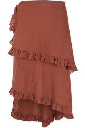 CLUBE BOSSA Women Skirts - Feine wrap skirt