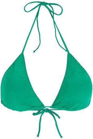 CLUBE BOSSA Women Bikinis - Aava triangle bikini top