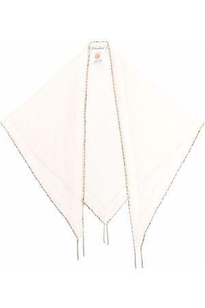 Faliero Sarti Chain-trimmed scarf