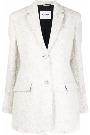 Jil Sander Women Coats - Single-breasted tailored coat