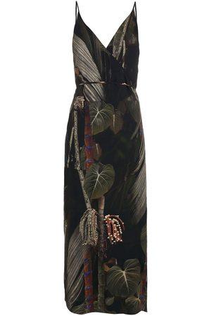 OSKLEN Women Dresses - Cipó wrap dress