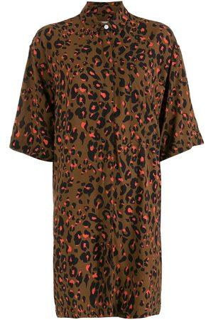 OSKLEN Women Casual Dresses - Onça acerola shirt dress