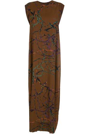 OSKLEN Women Dresses - Tangle long dress