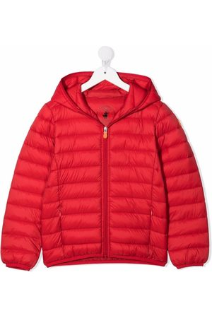 save the duck Zip-up hooded padded coat