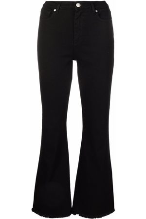 FEDERICA TOSI Women Wide Leg Pants - Flared cropped trousers