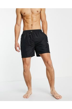 Sixth June Men Swim Shorts - Swim shorts in with drawstring detail and zip pockets