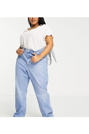 Levi's Women High Waisted - 70's high straight leg jeans in wash