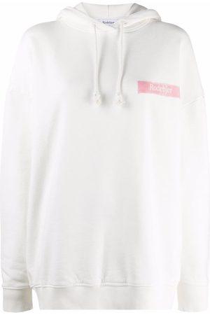 Rodebjer Women Hoodies - Logo-print organic-cotton hoodie