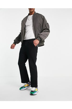 ASOS DESIGN Flared joggers in
