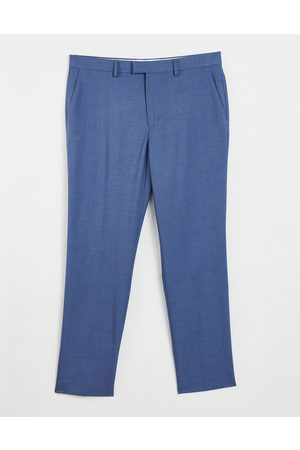 Topman Men Skinny Pants - Slim fit suit trousers in