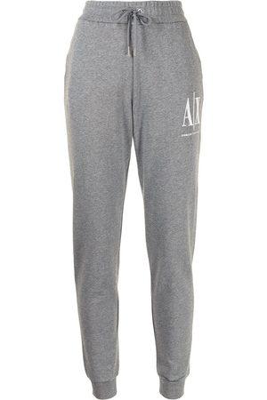 Armani Logo-print sweatpants