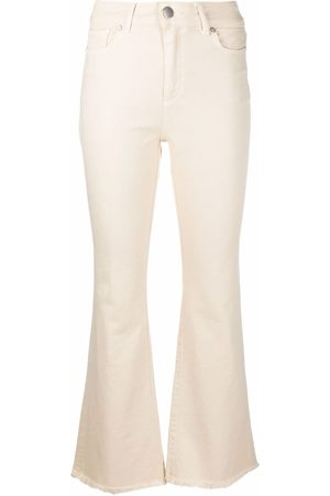 FEDERICA TOSI Flared cropped trousers