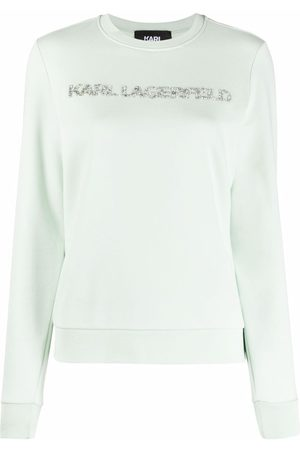 Karl Lagerfeld Kandy Krush logo sweatshirt