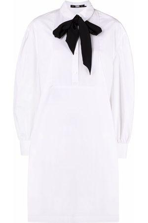 Karl Lagerfeld Women Tunics - Karl by Karl poplin tunic