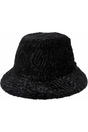 Flapper Textured bucket hat