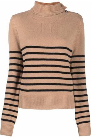 Aspesi Striped wool jumper