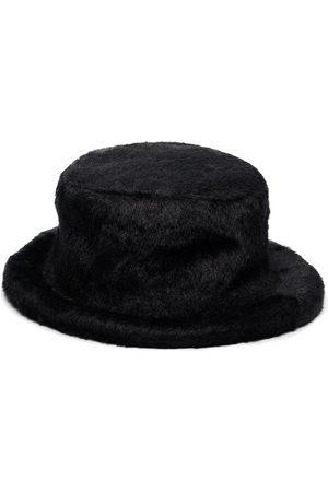 Ruslan Baginskiy Faux Fur Bucket Hat