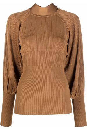 ZIMMERMANN Women Tops - Open back knitted top