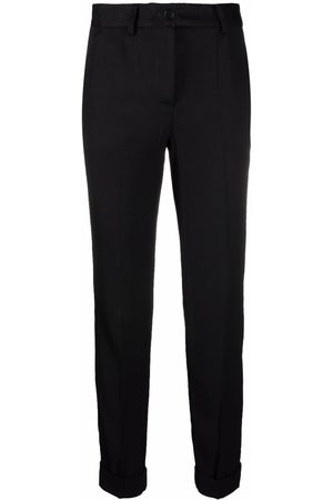 P.a.r.o.s.h. Rilad high-waisted cropped trousers