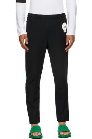 Men Pants - Alexander McQueen & Twill Techno Cavalry Trousers