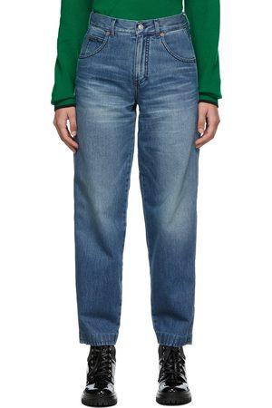 Women Jeans - Victoria Beckham Blue Diana Jeans