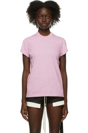 Women Short Sleeve - Rick Owens Drkshdw Small Level T-Shirt
