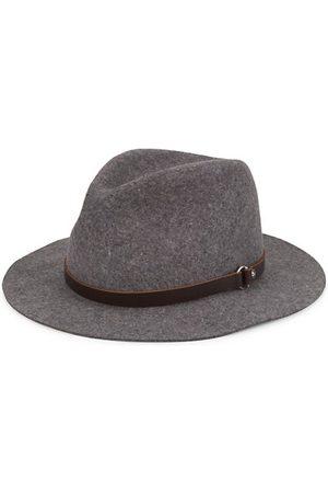 RAG&BONE Hats - Floppy Wool Packable Fedora
