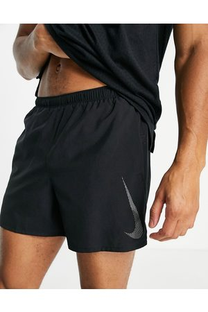 Nike Running Run Division Challenger shorts in