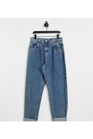 Reclaimed Inspired '83 unisex relaxed fit jean in washed