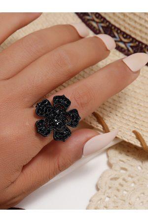 YOINS Hollow Flower Ring