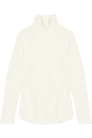 Theory Women Jumpers - Cashmere Rib-Knit Turtleneck Sweater