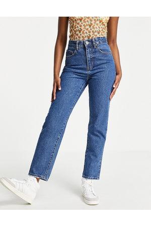 Cotton On Women Boyfriend - Mom jeans in dark wash
