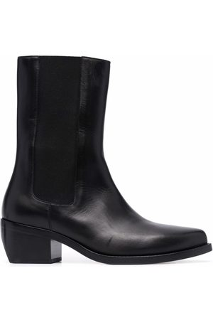 LEGRES Western Chelsea ankle boots