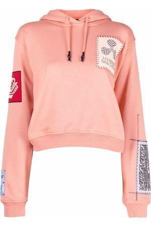 McQ Patch-detail hoodie