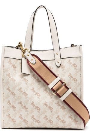 Coach Field Horse and Carriage tote bag