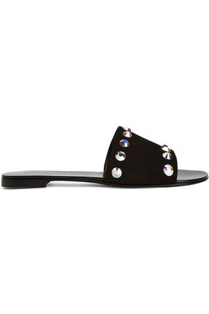 Giuseppe Zanotti Shirley crystal sandals