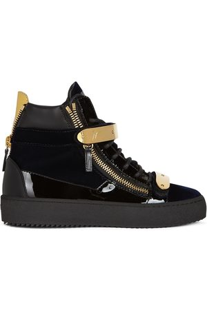 Giuseppe Zanotti Women Sneakers - Coby high-top sneakers