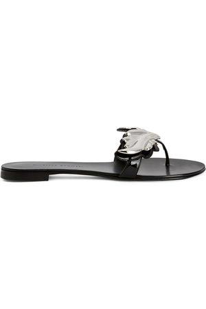 Giuseppe Zanotti Women Sandals - Cruel flat sandals