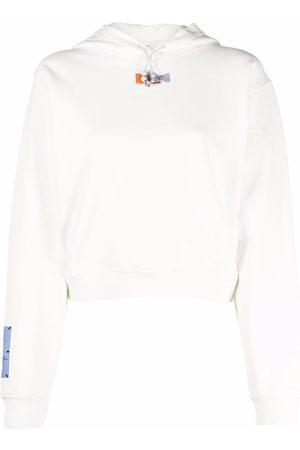 McQ Women Hoodies - Graphic-print hoodie