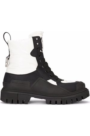 Dolce & Gabbana Women Ankle Boots - Chunky sole ankle boots