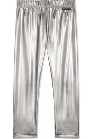 Dolce & Gabbana Elasticated-waistband leggings