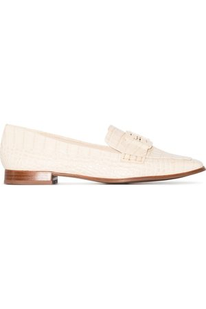 Tory Burch Georgia embossed loafers