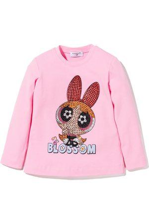 MONNALISA Blossom Powerpuff girl T-shirt