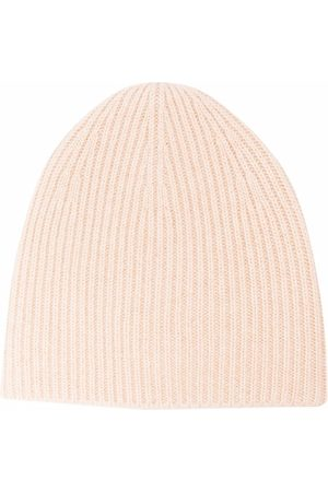 Totême Ribbed-knit cashmere beanie