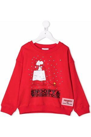 The Marc Jacobs Snoopy-print cotton sweatshirt