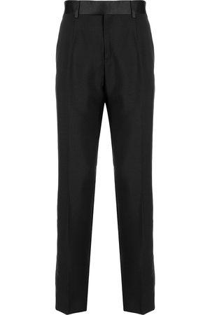 VERSACE Tailored straight-leg trousers