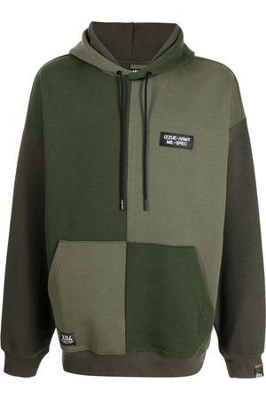 Izzue Colour block hoodie